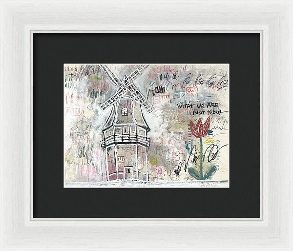 Higher Love - Framed Print