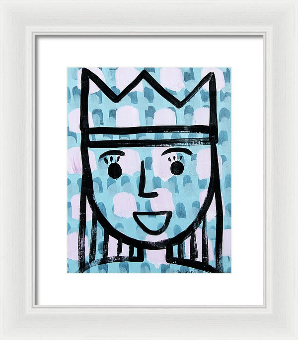 Queen #1 - Framed Print