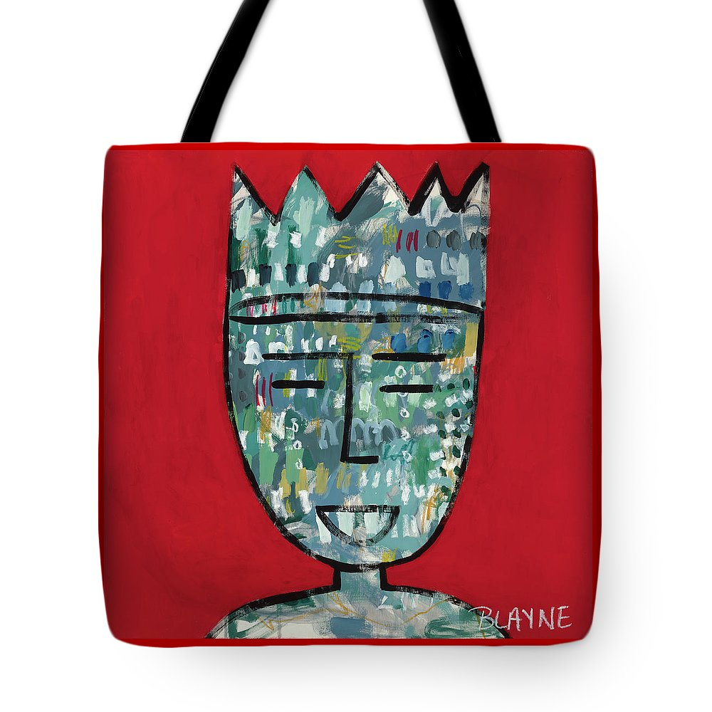 Red King - Tote Bag