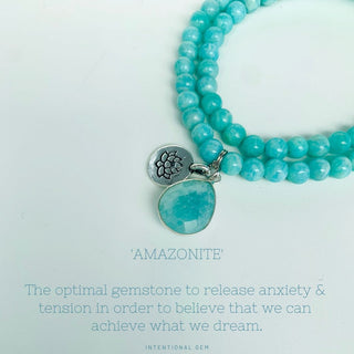 Amazonite Gemstone