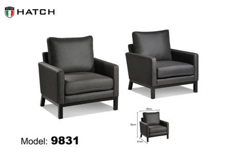 9831 DESIGNER CHAIR