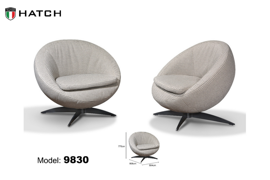 9830 DESIGNER CHAIR