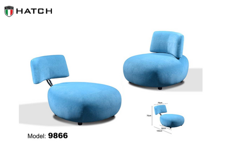 9866 DESIGNER CHAIR