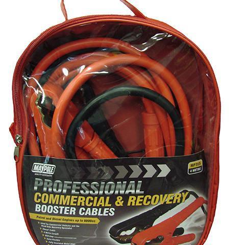 Jump Leads Commercial Vehicle