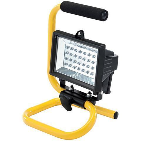 110 Volt LED Worklamp - Orbit - Site Electrical - Lapwing UK