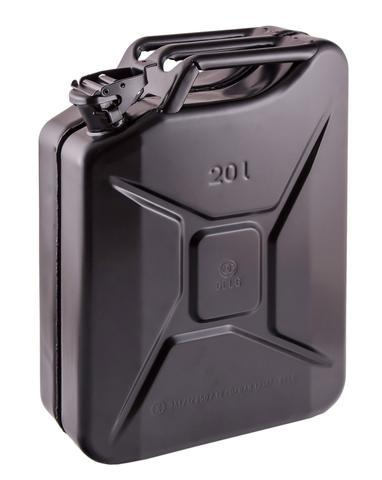 20 Litre Jerry Can - Black - Orbit - Liquid Storage - Lapwing UK