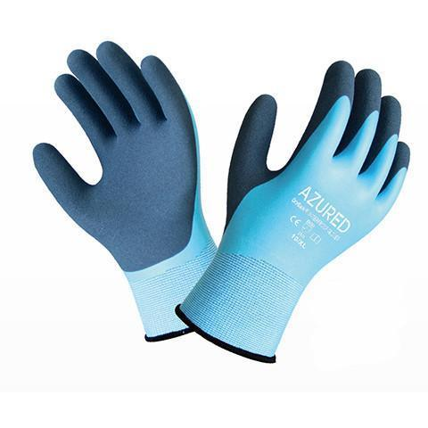 Azured Protection Dryback Glove