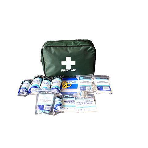 Motorist Travel First Aid Kit in Soft Bag