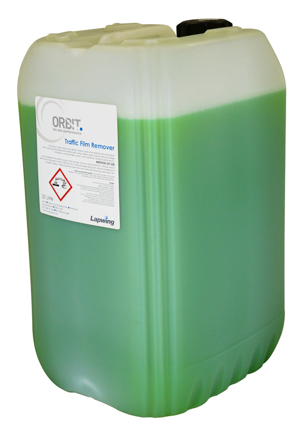Orbit Traffic Film Remover 25L