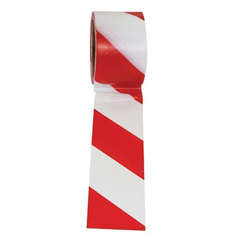 Barrier Tape Red & White
