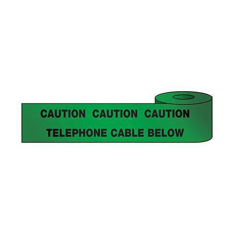 Telephone Cable Underground Warning Tape