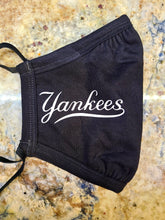 New York Yankees Face Mask
