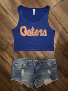 Florida Gator Blue Top