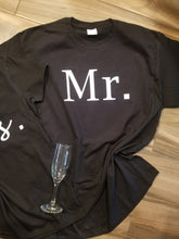 Mr. and Mrs. Shirts