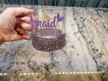 Mermaid Glitter Coffee Mug