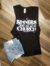 Sinners Like Me Go To Church