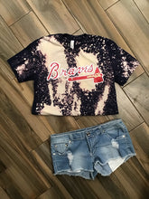 Atlanta Braves Distressed Tee