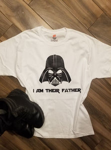 Star Wars I Am Their Father Shirt