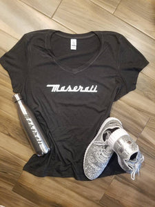 Two Sided Maserati Shirt