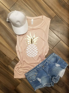 Pineapple Hearts