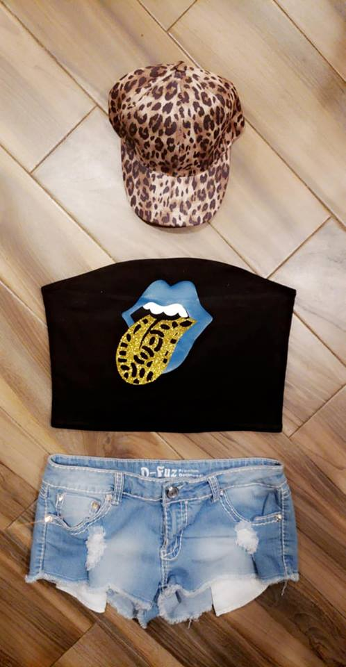 Jacksonville Jaguars Double Sided #DTWD Tube Top, Tank, or Tee