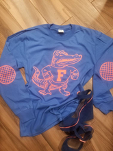 Florida Gator Elbow Patch Tee