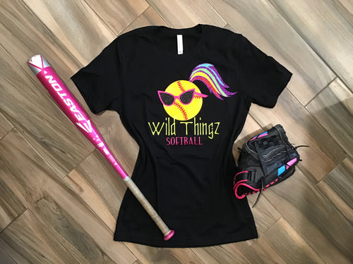 FCAA Wild Thingz Shirts