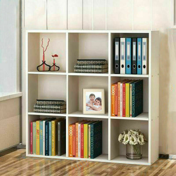 Cube Storage Unit Shelves Rack