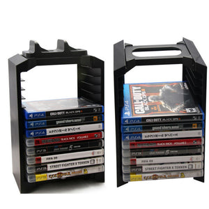 Gaming station Game Storage