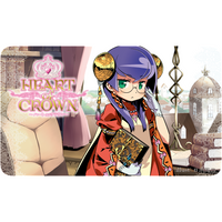 Heart of Crown Playmat - Bergamotte
