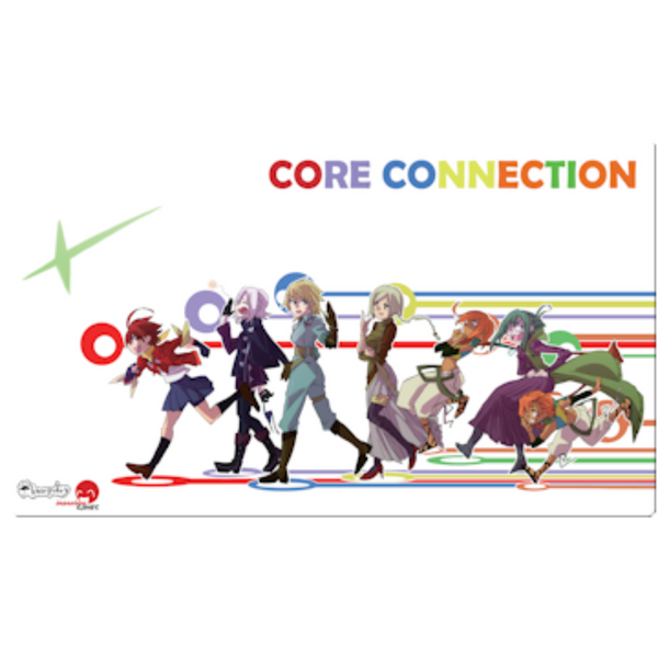 Core Connection Playmat - Character Art