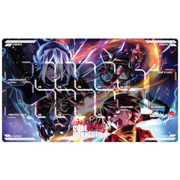 Core Connection Playmat - Organizational - PRE-ORDER