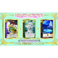 Fairy Garden - Foil Card Set