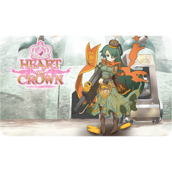 Heart of Crown Playmat - Flammaria