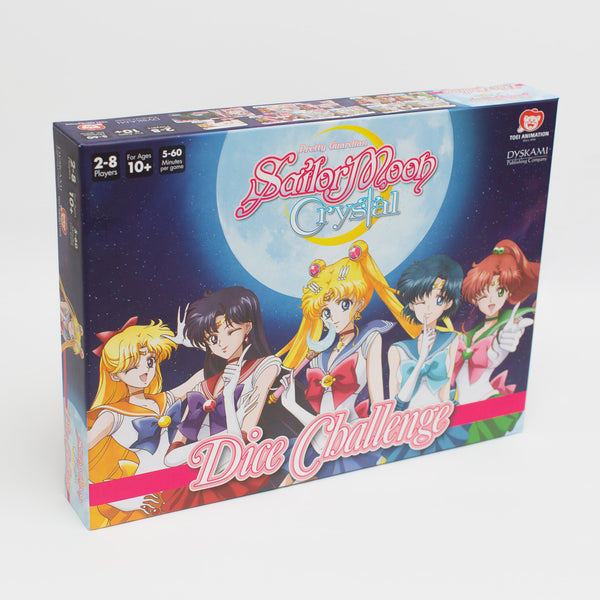 Sailor Moon Dice Challenge Base Game - PRE-ORDER