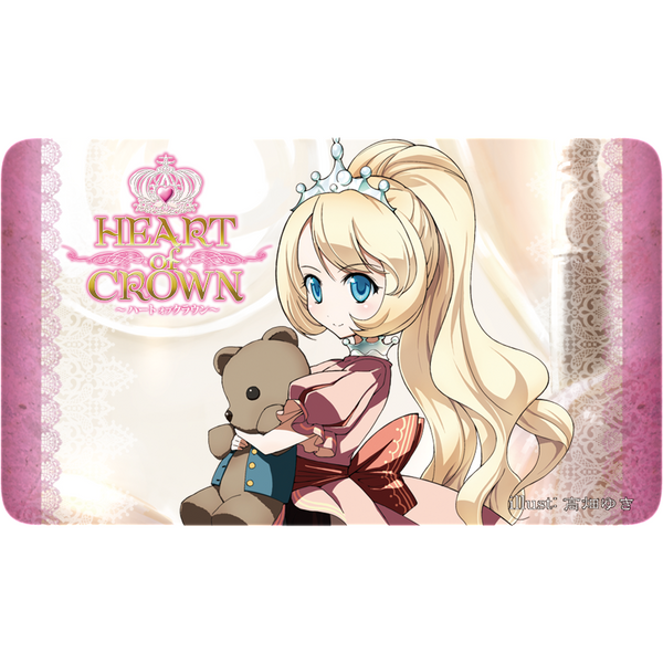 Heart of Crown Playmat - Laolily
