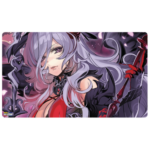 Kamigami Battles Playmat - Morrigan - BACKORDERED