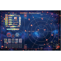 Robotech Playmat - Oversized Attack on the SDF-1 Setup Battlemat