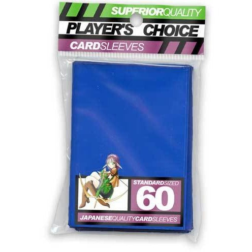 Player's Choice Standard Blue Sleeves