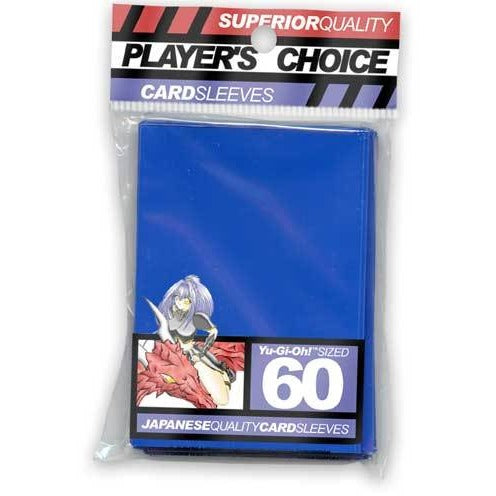 Player's Choice Yu-Gi-Oh! Blue Sleeves