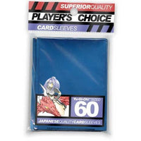 Player's Choice Yu-Gi-Oh! Metallic Blue Sleeves