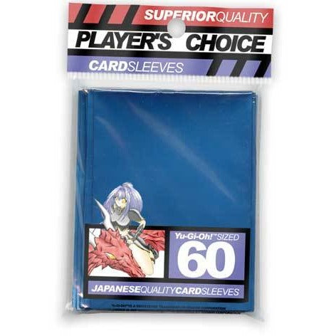 Player's Choice Mini Metallic Blue Sleeves