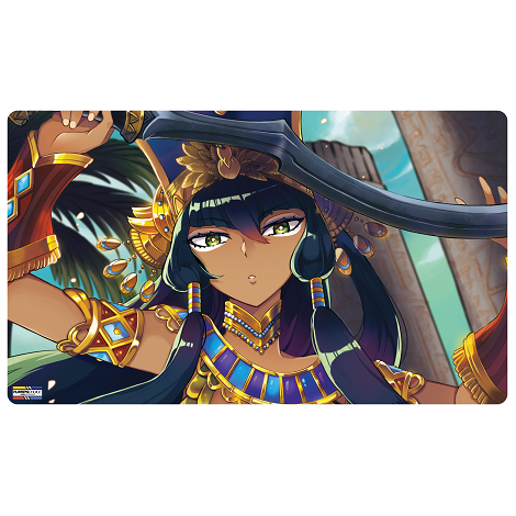 Kamigami Battles Playmat - Temple Guardian