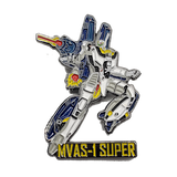 Robotech BIG pin - MVAS-1 Super
