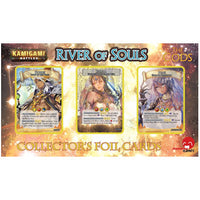 Kamigami Battles Foil Card Set - River of Souls