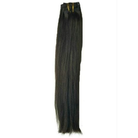 Natural Black Clip-Ins