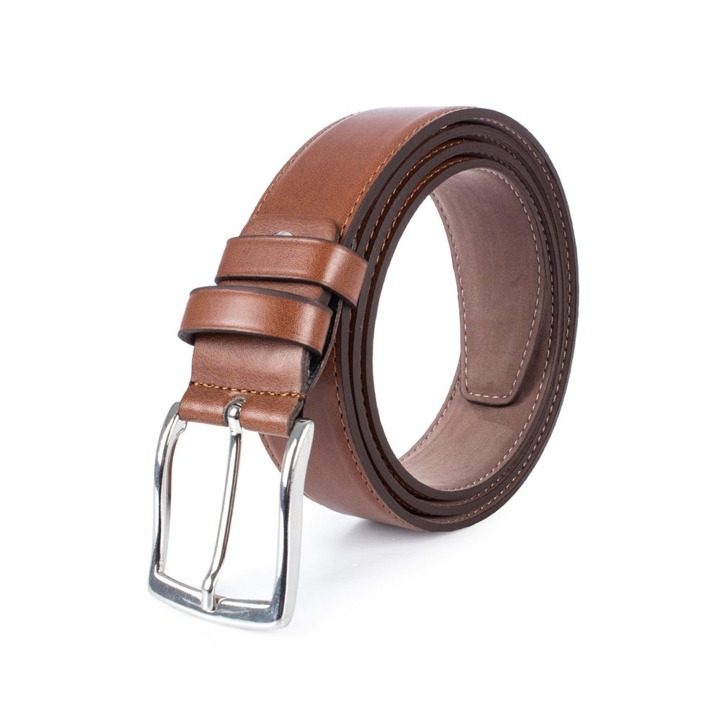 Classic Brown Men Belt
