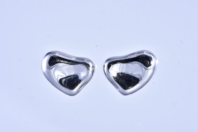 Platinum Tiffany & Co by Peretti stud earrings
