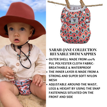 Load image into Gallery viewer, Baby & Toddler Swim Bundle- Boho Rainbow