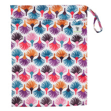 Load image into Gallery viewer, Waterproof Zip Wet Bag (Large) - Carnival Feather - 40x30cm